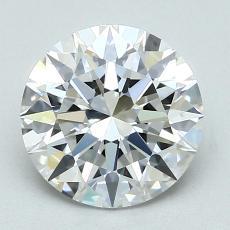 1.54 Carat 圆形 Diamond 理想 E VS1