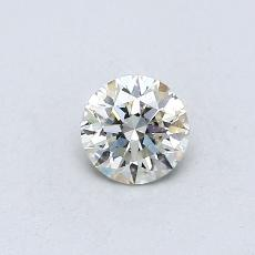 Recommended Stone #4: 0.31-Carat Round Cut Diamond