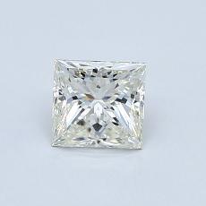 推薦鑽石 #3: 0.59  克拉公主方形鑽石