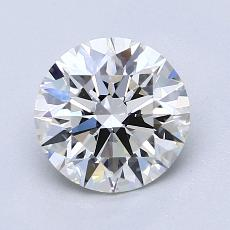 Recommended Stone #2: 1,50-Carat Round Cut Diamond
