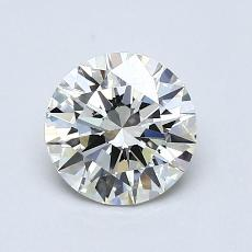 Recommended Stone #1: 0.96-Carat Round Cut Diamond