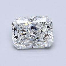 1.03 Carat 雷地恩明亮式 Diamond 非常好 F SI1