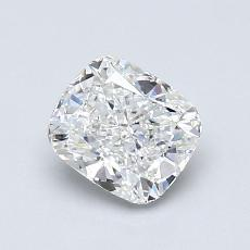 Recommended Stone #2: 0,81-Carat Cushion Cut