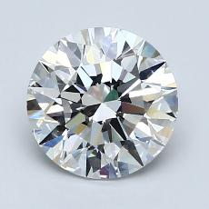 Recommended Stone #1: 1.79-Carat Round Cut