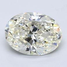 Recommended Stone #2: 2.27-Carat Oval Cut Diamond