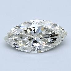 Recommended Stone #1: 0.90-Carat Marquise Cut Diamond