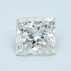 1.02 Carat 公主方形 Diamond 非常好 J VS1