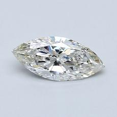 Recommended Stone #1: 0.50-Carat Marquise Cut Diamond