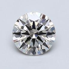 1.13 Carat 圆形 Diamond 理想 K VS2