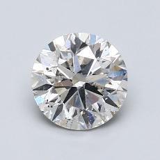 推荐宝石 3:1.22 克拉圆形切割