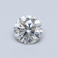 Current Stone: 0.60-Carat Round Cut