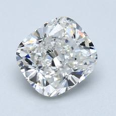 Recommended Stone #3: 1.31-Carat Cushion Cut