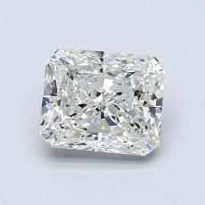 Pierre recommandée n°2: Diamant Taille radiant de 1,13carat
