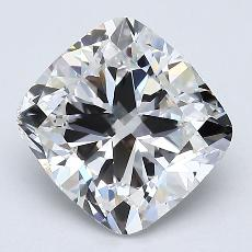 2,01-Carat Cushion Diamond Very Good F VS2