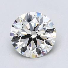 1.51 Carat 圆形 Diamond 理想 I VS1