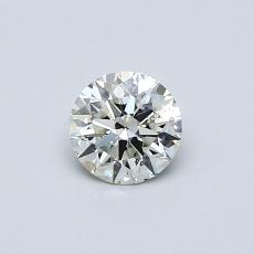 推薦鑽石 #3: 0.44  克拉圓形切割