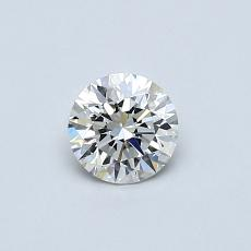 Recommended Stone #3: 0.42-Carat Round Cut