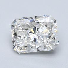 2,01-Carat Radiant Diamond Very Good G VS1