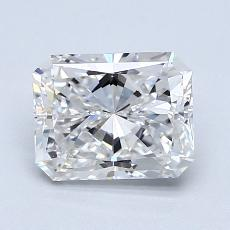Recommended Stone #1: 1.30-Carat Radiant Cut Diamond