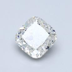 Recommended Stone #1: 1.10-Carat Cushion Cut