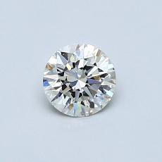 推薦鑽石 #3: 0.43  克拉圓形 Cut