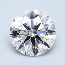 Recommended Stone #4: 1.49-Carat Round Cut