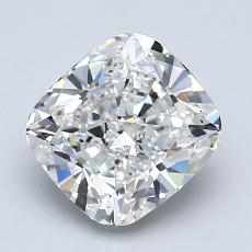Recommended Stone #1: 1.66-Carat Cushion Cut Diamond
