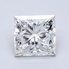 Recommended Stone #4: 1.50-Carat Princess Cut Diamond