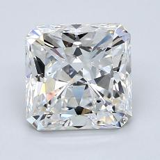 Recommended Stone #4: 2.20-Carat Radiant Cut