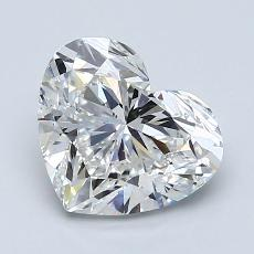 Recommended Stone #2: 2.01-Carat Heart Cut Diamond