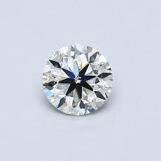 Recommended Stone #3: 0.45-Carat Round Cut