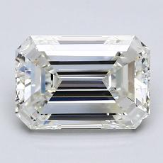 Recommended Stone #2: 1.70-Carat Emerald Cut