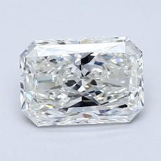 Target Stone: 1.25-Carat Radiant Cut Diamond