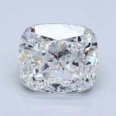 2.01 Carat 垫形 Diamond 非常好 E VS2