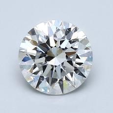 1,40 Carat Rond Diamond Idéale G VS2