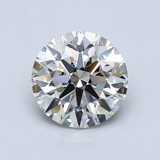 Recommended Stone #4: 1.11-Carat Round Cut