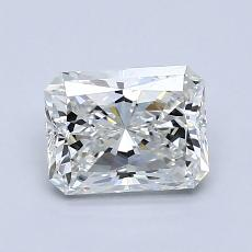 Recommended Stone #1: 1.05-Carat Radiant Cut