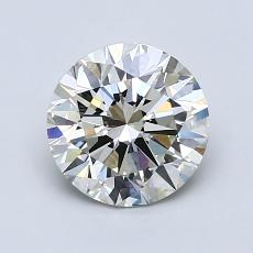 Recommended Stone #2: 1,30-Carat Round Cut