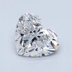 オススメの石No.3:1.20 Carat Heart Shaped