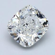 Recommended Stone #2: 2,12-Carat Cushion Cut Diamond