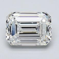 Recommended Stone #2: 2.11-Carat Emerald Cut