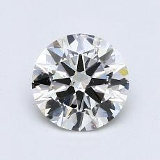 Recommended Stone #3: 1.01-Carat Round Cut Diamond