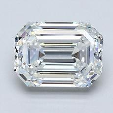 推荐宝石 2:1.70 克拉祖母绿切割