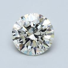 推薦鑽石 #3: 1.20  克拉圓形切割