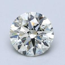 Recommended Stone #3: 1,52-Carat Round Cut