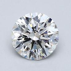 Recommended Stone #2: 1.51-Carat Round Cut