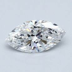 Recommended Stone #2: 0.80-Carat Marquise Cut