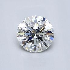 0.70 Carat 圆形 Diamond 理想 G VS2