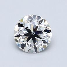 Recommended Stone #3: 1.00-Carat Round Cut