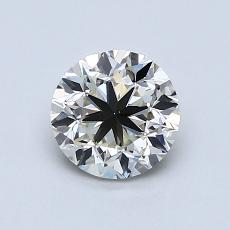 1,01 Carat Rond Diamond Bonne K VS1